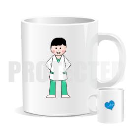 Hrnek – Zdravotní bratr / sanitář / laborant