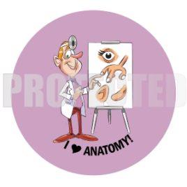 Lékař – Anatomie