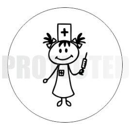 Zdravotník – panenka