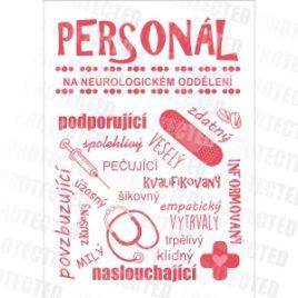 Plakát ke stažení – Personál