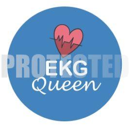 EKG queen
