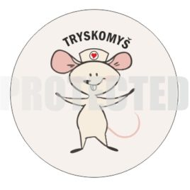 Tryskomyš